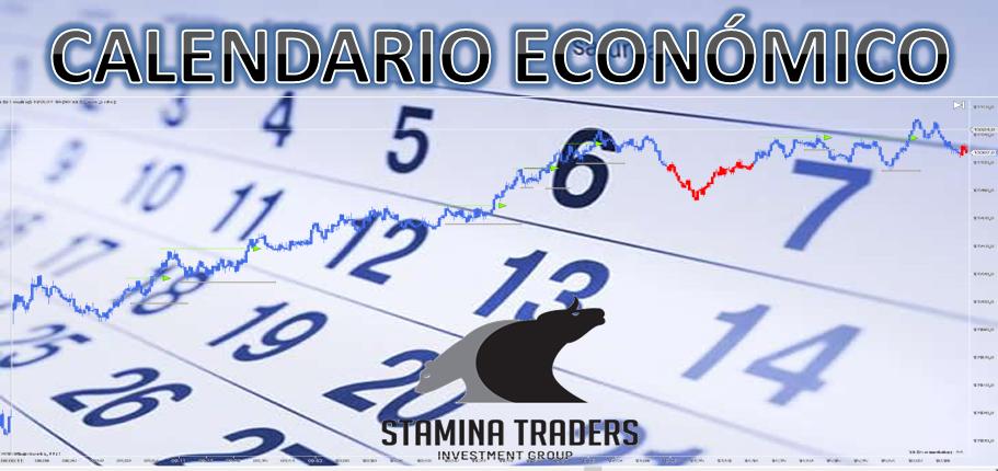 Investingcom Calendario Economico.Economic Calendar Week 6 Al 12 Of May Es Stamina Traders